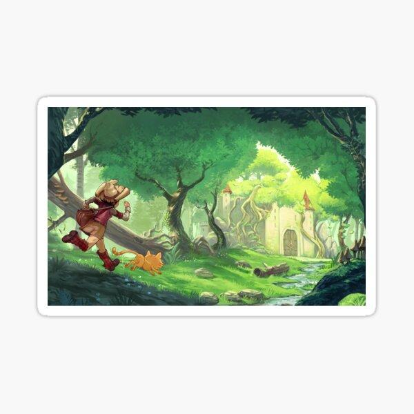 Adventure - Pepper&Carrot official Sticker