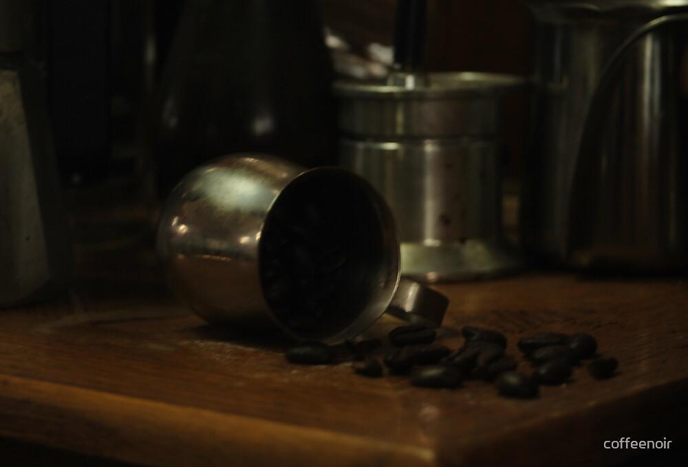Coffee Beans by coffeenoir