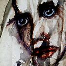 Face, Bernard Lacoque-56 by ArtLacoque