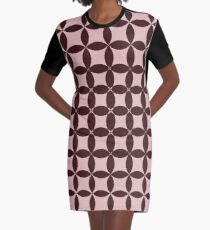 Lazy Blanket Graphic T-Shirt Dress