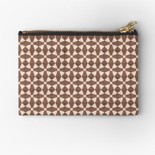 Bisque Blanket Zipper Pouch