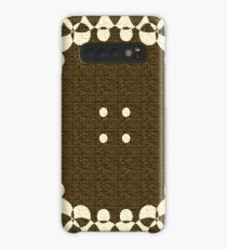 Papaya Whip Blanket Case/Skin for Samsung Galaxy