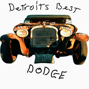 DODGE from Detroit by raywoledge