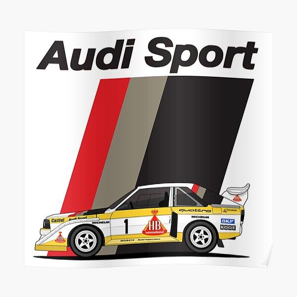 A0 A1 A2 A3 A4 Volvo Rally Car Motorsport Large Poster Art Print
