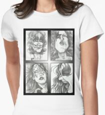 'Kiss' gourmet caricatures by Sheik T-Shirt