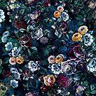Night Flowers by RIZA PEKER