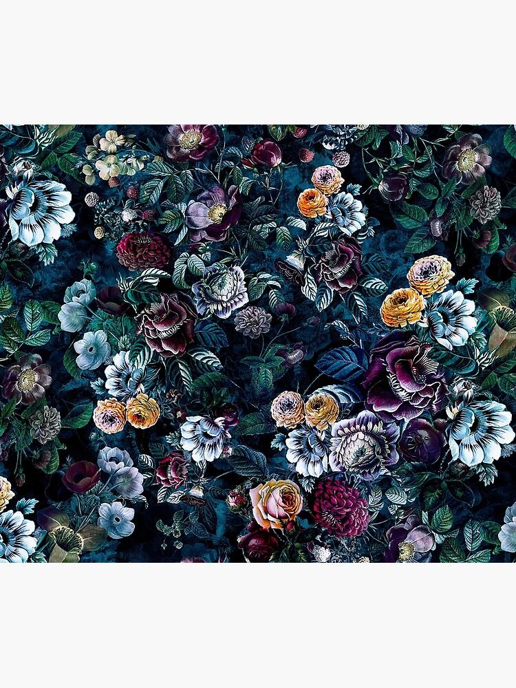 Night Flowers by rizapeker