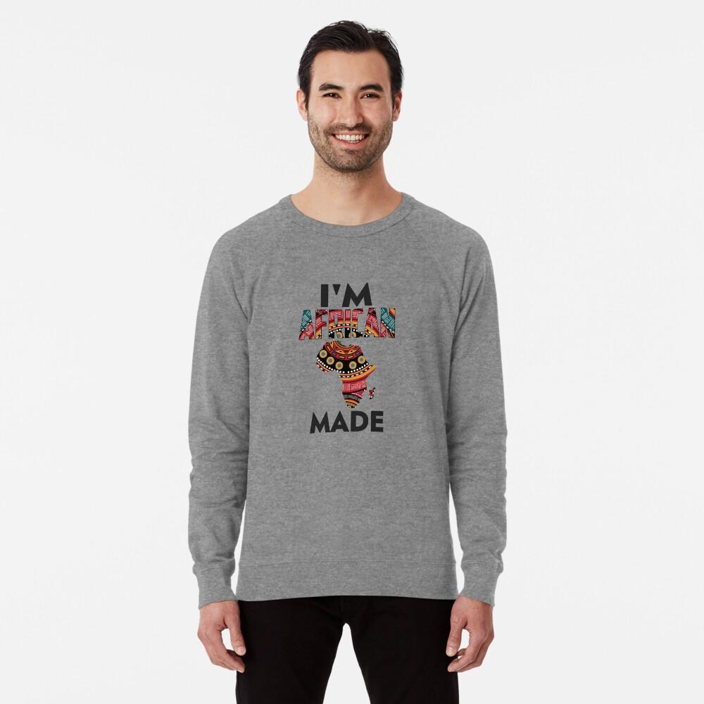 Im African Made Lightweight Sweatshirt