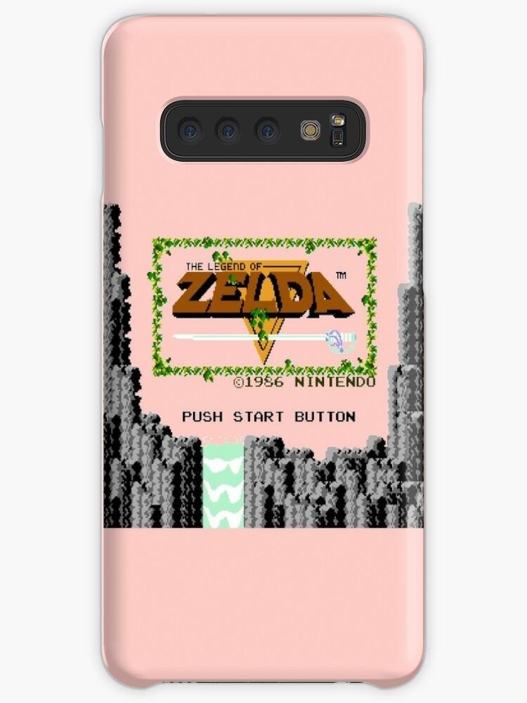 «Legend of Zelda: pantalla de inicio» de muramas