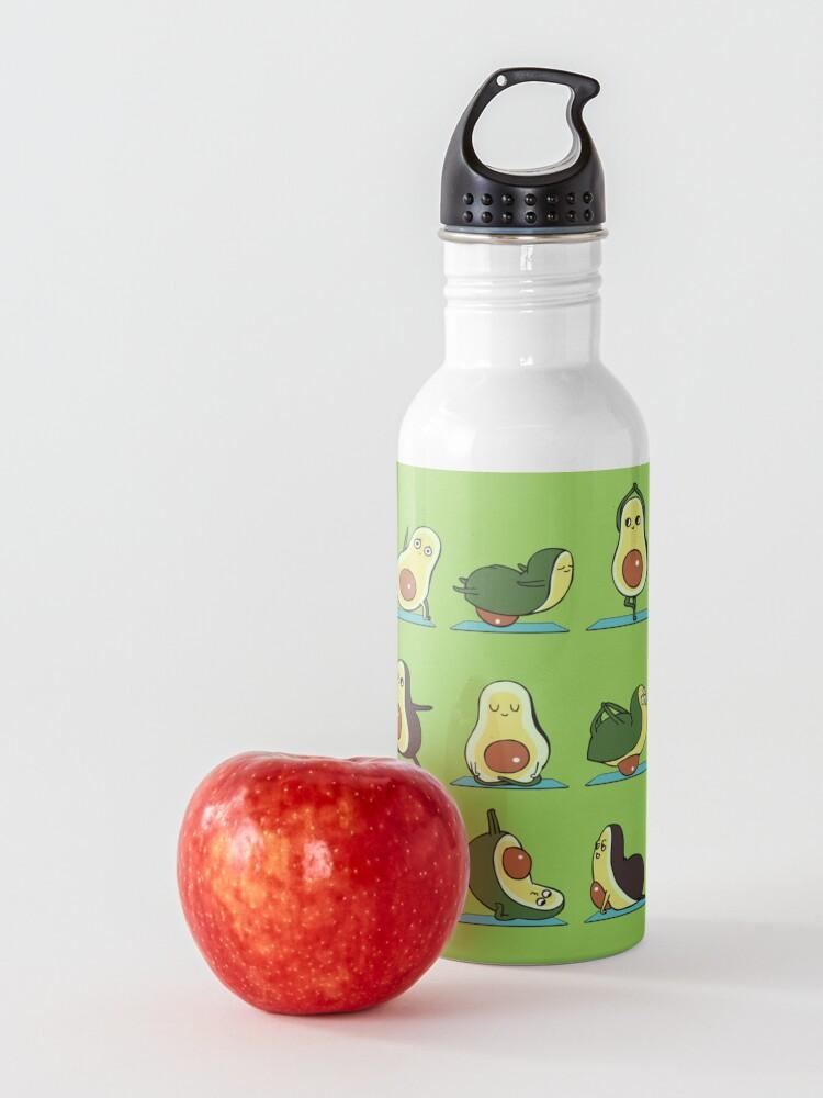 Alternate view of Avocado Yoga Water Bottle