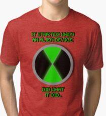 Ben 10 Opening Tri-blend T-Shirt
