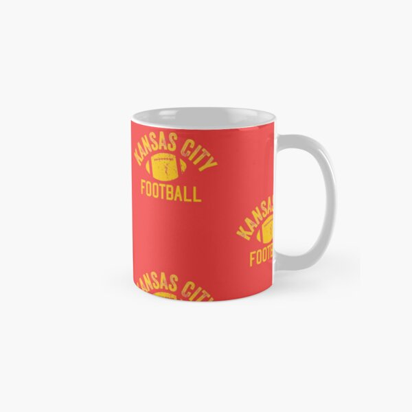 Football Kansas City football KC Unique Vintage Kc Original Classic Mug