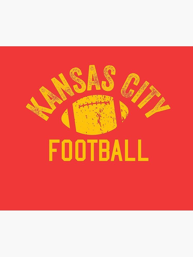 Football Kansas City football KC Unique Vintage Kc Original by kcfanshop