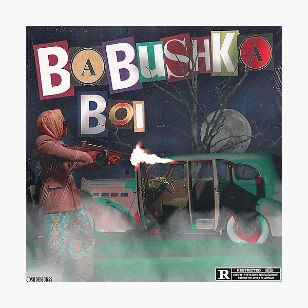 BABUSHKA BOI Photographic Print