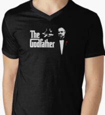 Padrino The Godfather Men's V-Neck T-Shirt