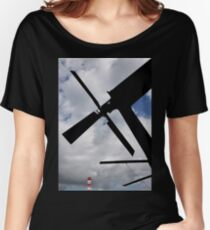 Sikorsky CH-53 Sea Stallion Women's Relaxed Fit T-Shirt
