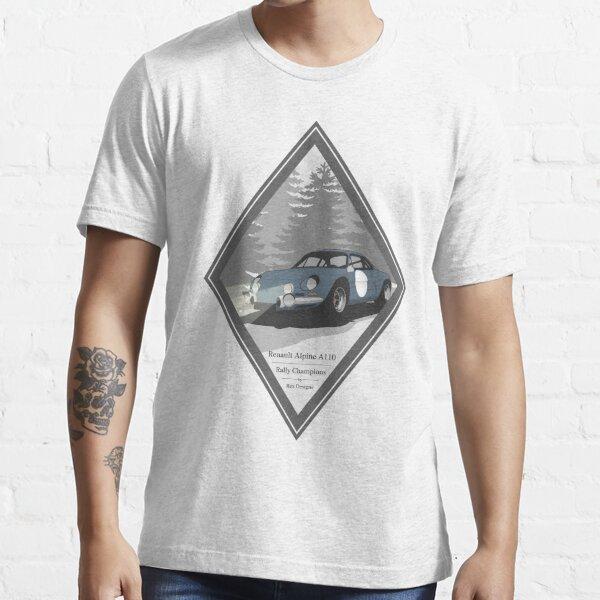 Renault Alpine A110 T-shirt essentiel