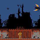 «Castlevania - Castillo de Drácula» de muramas
