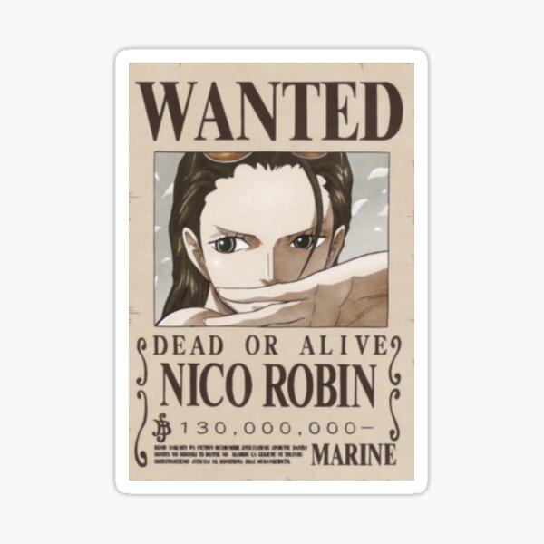 nico robin stickers redbubble