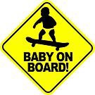 baby on board by thomasesmith