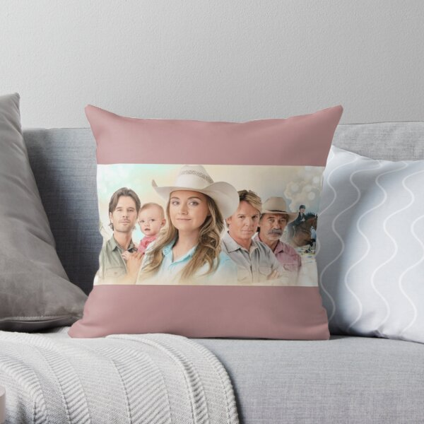 Heartland - famille Coussin
