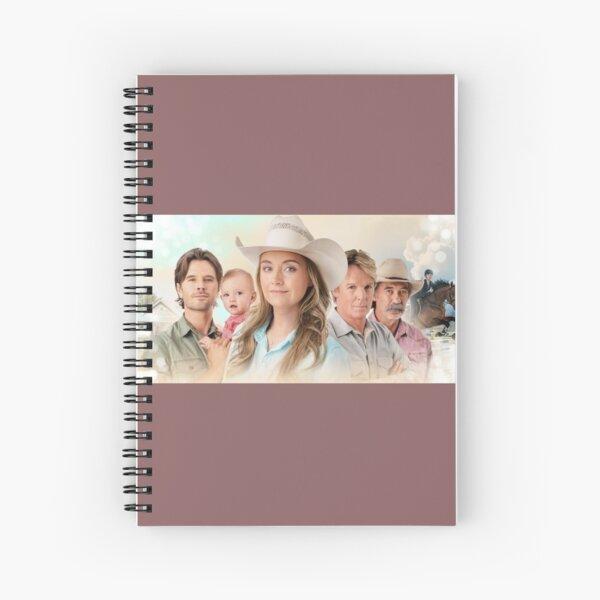Heartland - family Spiral Notebook