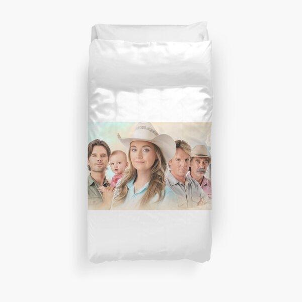 Heartland - family Duvet Cover