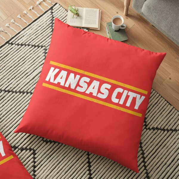 Kansas City Locals Football KC Kingdom Kc Hometown Gear Floor Pillow