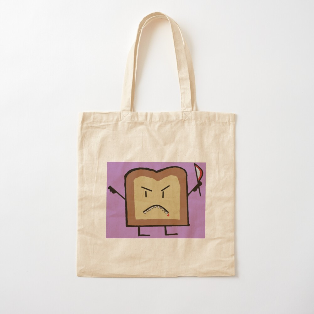 Cotton Tote Bag I Love Toasties