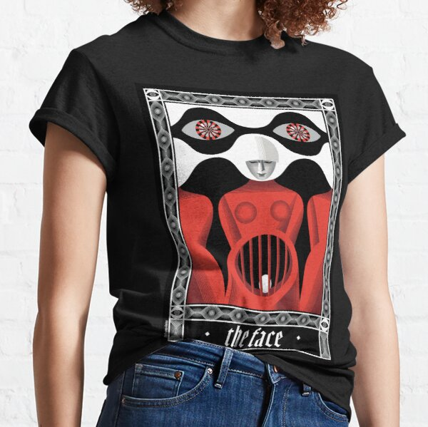 The Face by ©2018 Balbusso Twins Classic T-Shirt