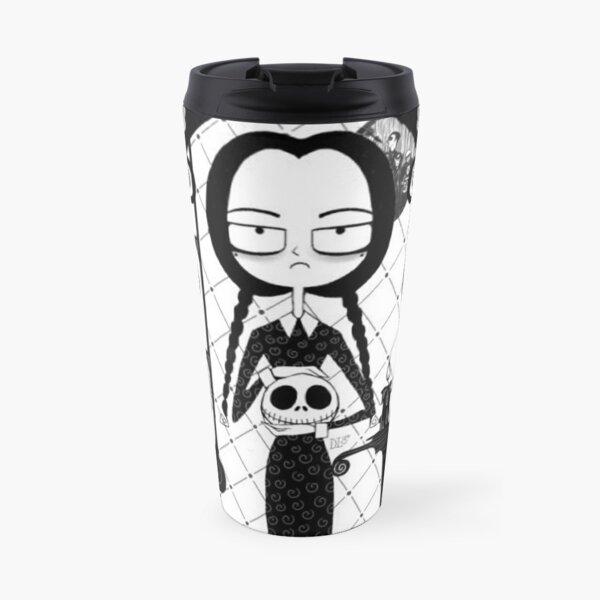Wednesday Addams (The Addams Family) Travel Mug