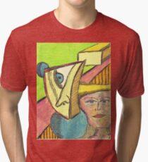 projection Tri-blend T-Shirt