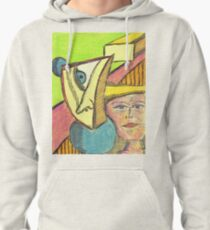 projection Pullover Hoodie
