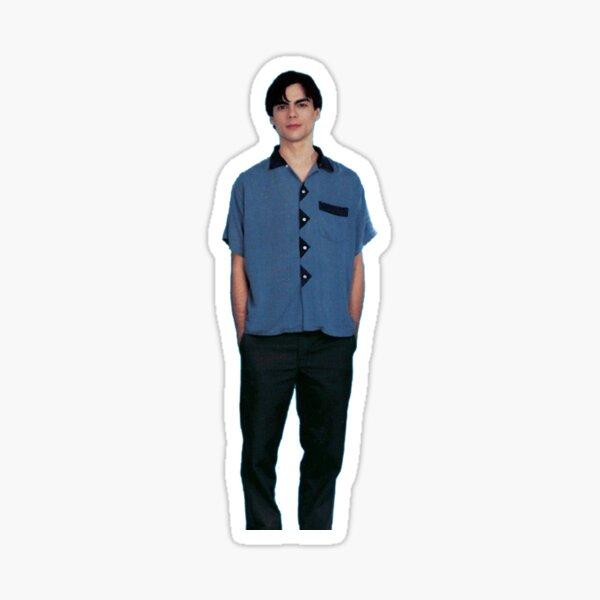 Brian Bell Weezer Blue Album Sticker
