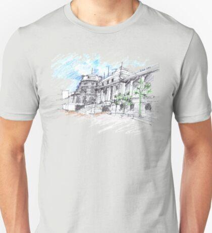 Wellington Tee - Beehive T-Shirt