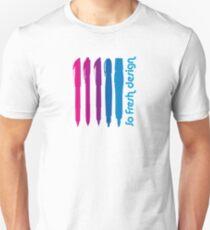 SoFresh Design - Write it ! T-Shirt