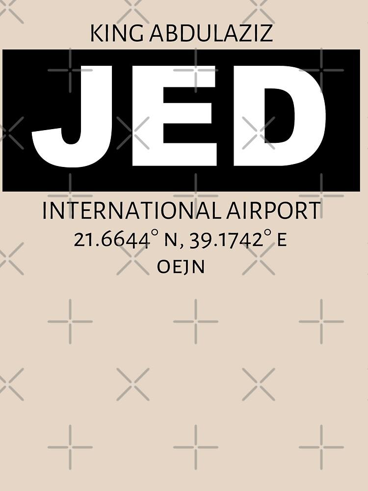 King Abdulaziz International Airport Jeddah JED by AvGeekCentral