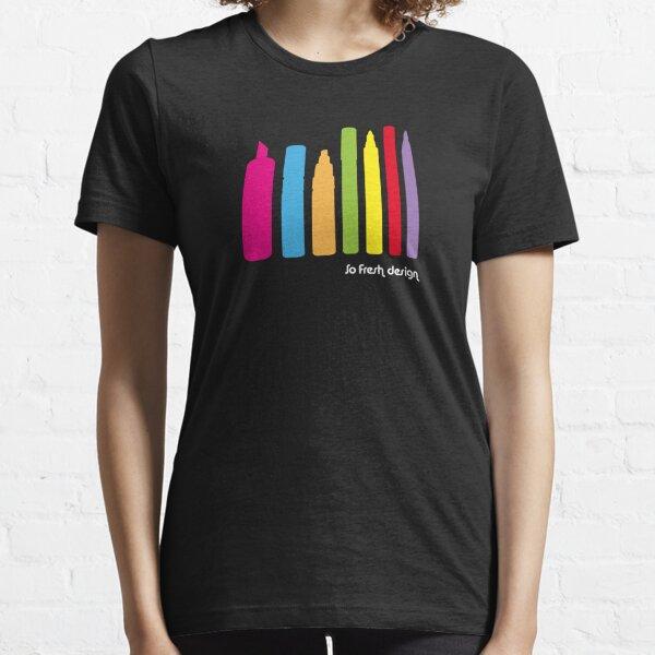 SoFresh Design - Felt pen Essential T-Shirt