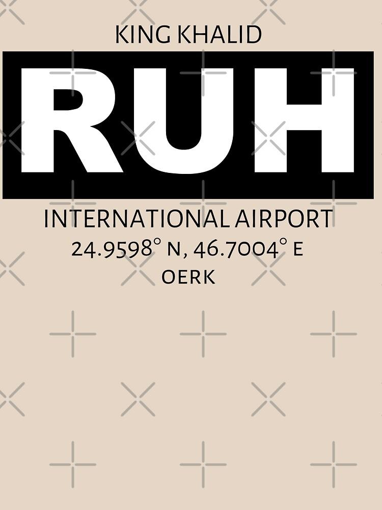 King Khalid International Airport Riyadh RUH by AvGeekCentral