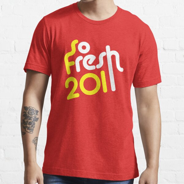 SoFresh Design - SoFresh 2011 ! Essential T-Shirt