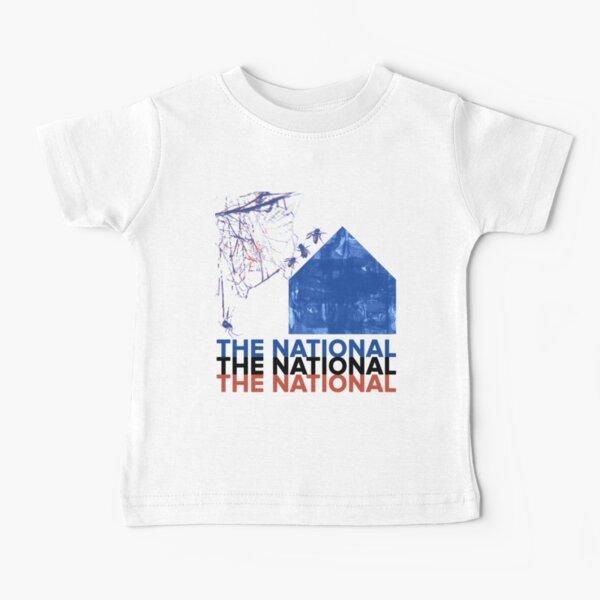 The National (Band) - Sleep Well Beast Baby T-Shirt