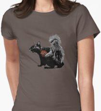 Salander Womens Fitted T-Shirt