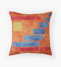 """""""Visions of Chaotic Butterflies"""" Throw Pillow"""