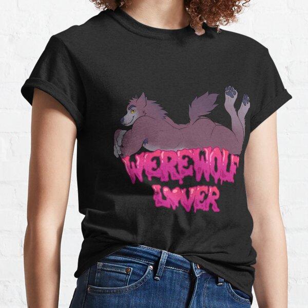 Werewolf Lover (candy) Classic T-Shirt