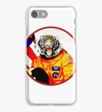 Astronaut Tiger iPhone Case/Skin