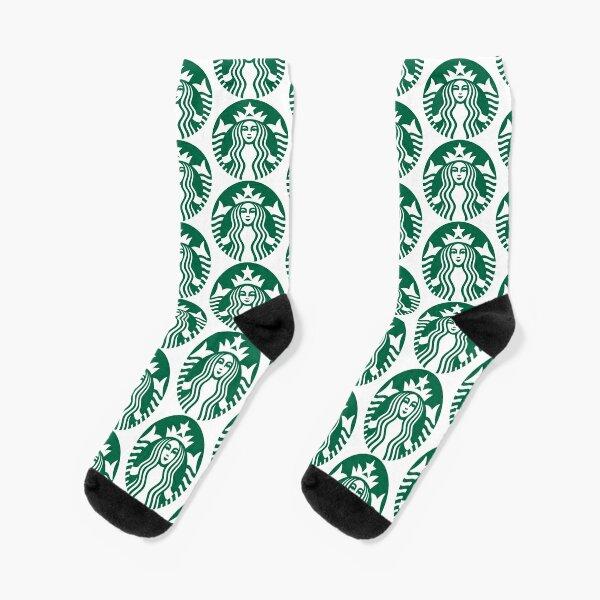 starbucks logo! Socks