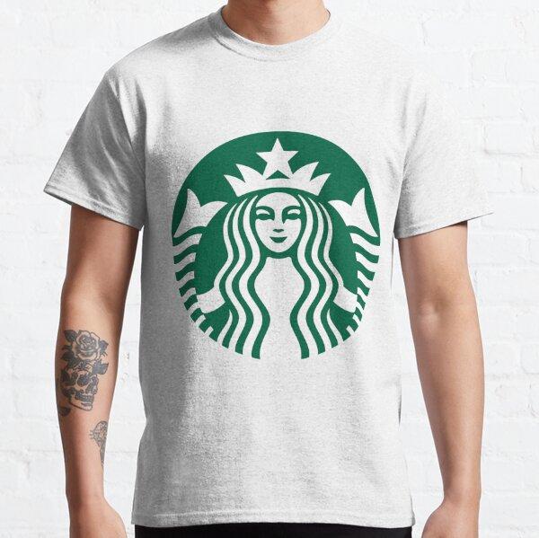 starbucks logo! Classic T-Shirt
