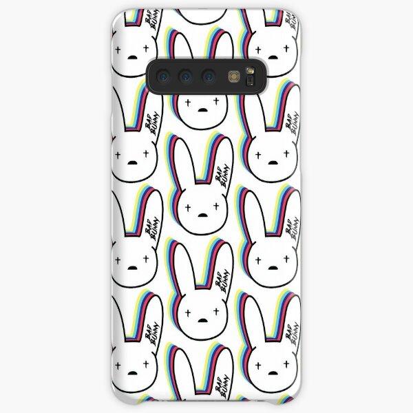 Bad Bunny Logo Funda rígida para Samsung Galaxy