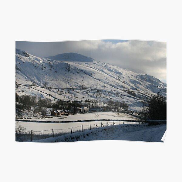 Vale of Keswick, Cumbria Poster