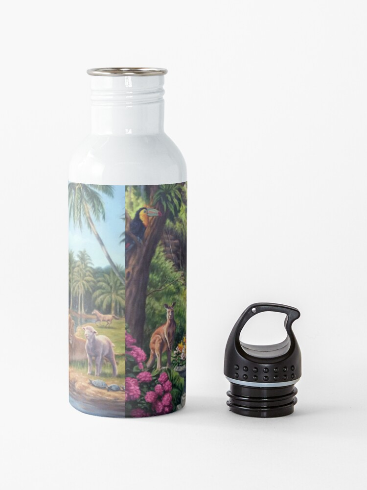 Alternate view of A Paradise Setting Water Bottle